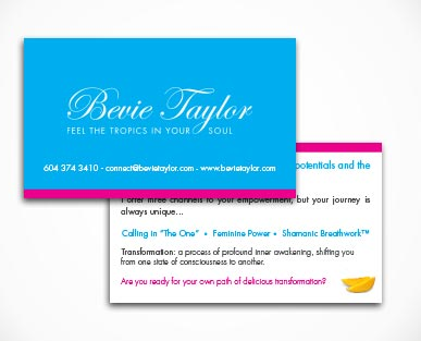 Bevie Taylor Vancouver