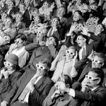 Vintage Movie Theatre Reaction