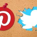 Social Media Icons Pinned