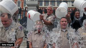 ice bucket challenge - social media