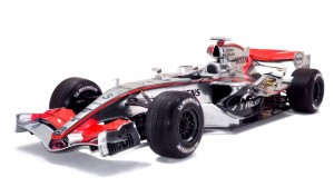Forumla 1 Car