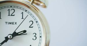 Time clock - social media time