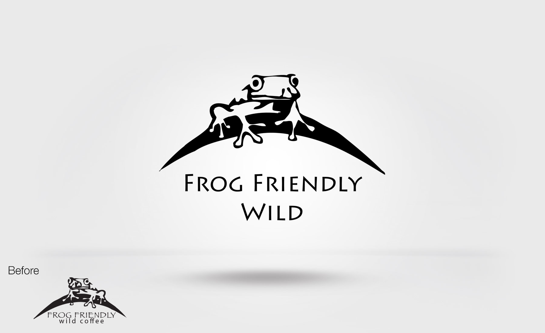 rebranding - logo redesign