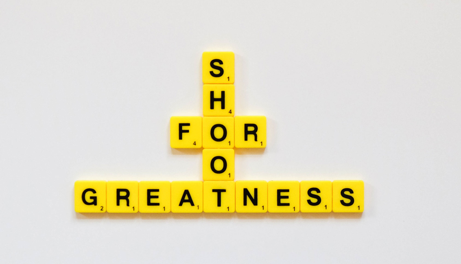 Shoot for greatness with a web design agency
