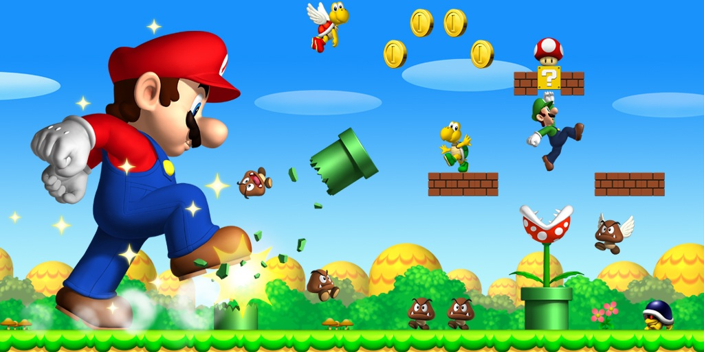 From Super Mario to your website, Parallax web design is the trend for 2015