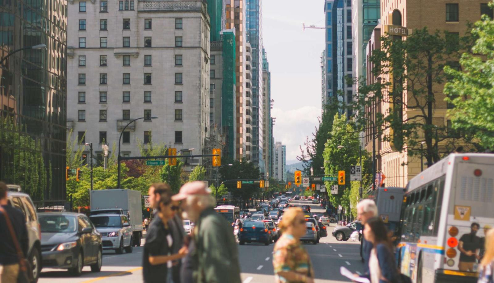 Vancouver marketing demographics