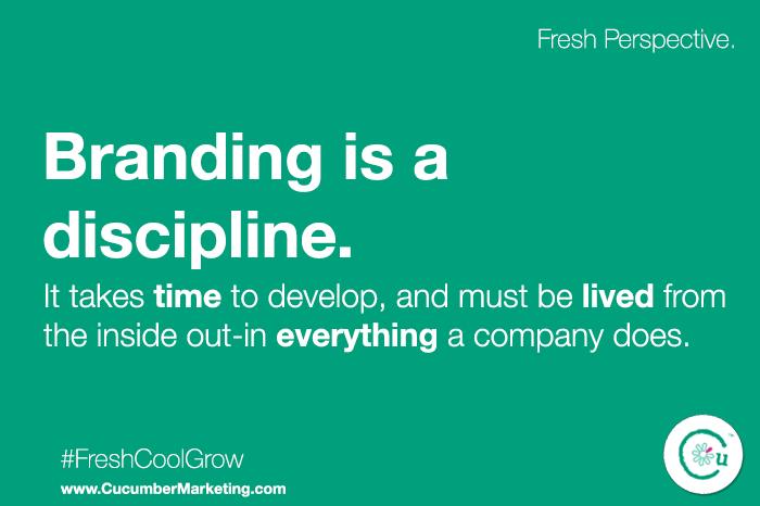 Branding as a Discipline
