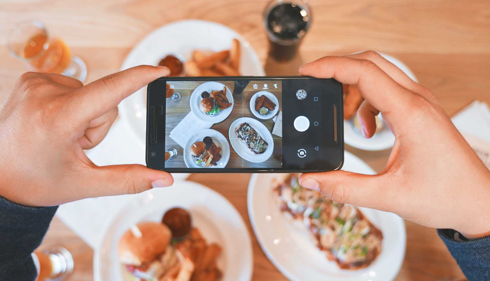 Instagram food pic