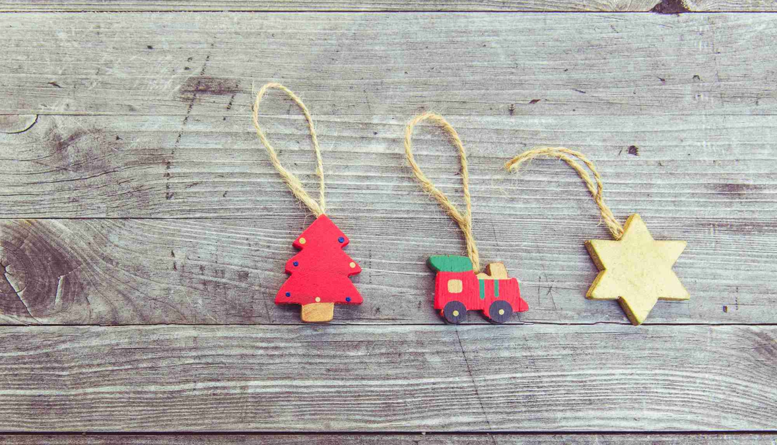 Christmas ornaments for the holidays
