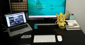 Pokemon at Work