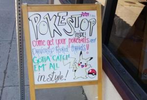 Pokemon Coffee Shop