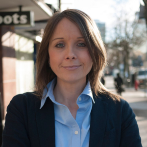 Helen Stepchuk, Director of Freshness