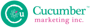 Cucumber Marketing Inc Vancouver Logo