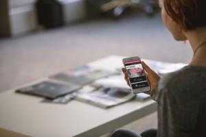 petrapeutics mobile website design