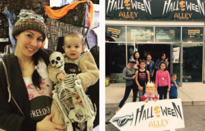 Halloween Alley Social Media Management