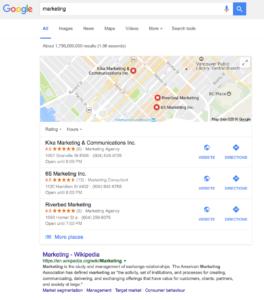 marketing seo search