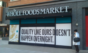 whole foods campaign