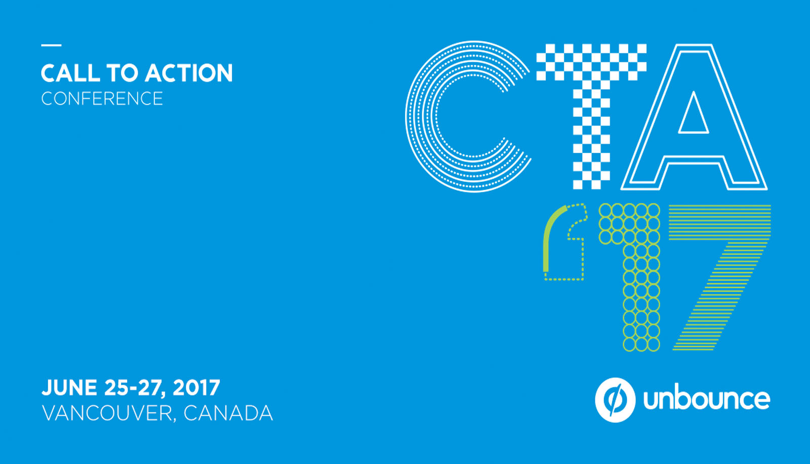 Unbounce CTA Conference 2017