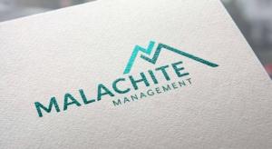 Malachite Logo Design mockup