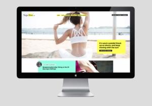 yogahive-after-web design